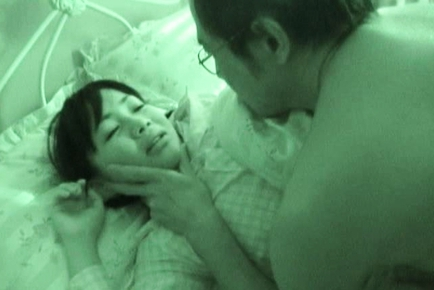 Hikaru Momose Asian babe gets a creampie
