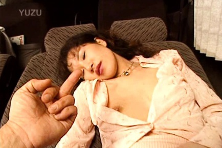 Yuki Asian doll has a cute shaved pussy