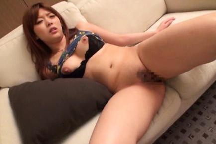 Sexy Yuki Morinaga Gets Ravaged By Her Horny Lover
