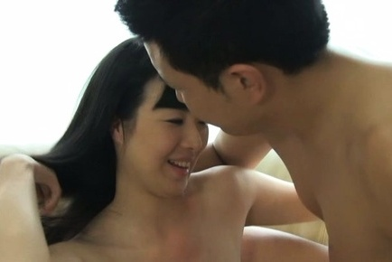 Kinky Japanese teen is amazed by hot and cool sexplay