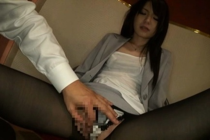 Arousing Aya Eikura gets nailed by complete stranger