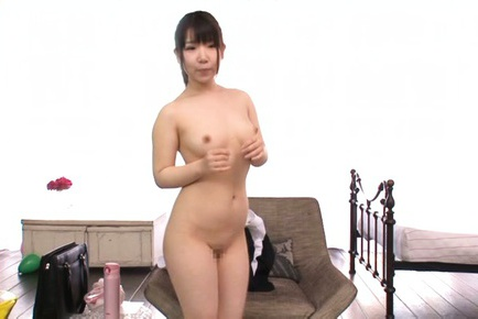 Luscious young Asian girl Kokoa Aisu adores doggie fuck