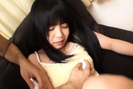 Sex toys for a nice teen Riko Yukino