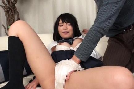 Cute Natsume Hinata gets penetrated deep